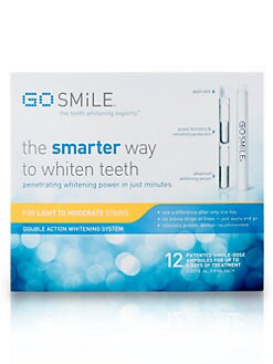 GO SMiLE - Double Action Whitening System 6-Day Kit