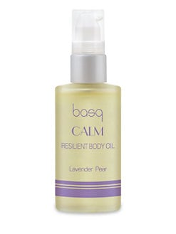 basq - Calm Resilient Body Oil/2 oz.