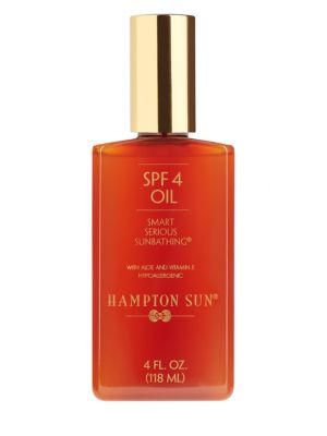 Oil Spray SPF 4/4 oz.