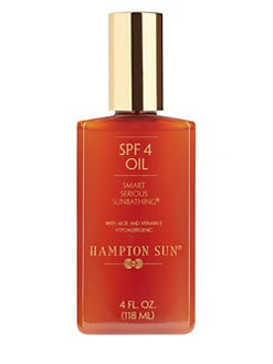 Hampton Sun - Oil Spray SPF 4/4 oz.