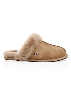 UGG Australia - Scuffette Suede Slippers