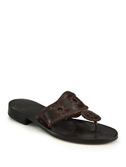 Jack Rogers - Black Label  Navajo Sandals