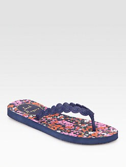 Jack Rogers - Smith Floral Thong Sandals