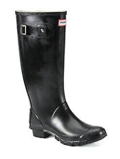 Hunter - Huntress Wide-Calf Rain Boots