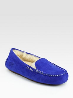 UGG Australia - Ansley Suede Slippers