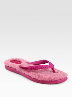 UGG Australia - Fluffie Thong Sandals