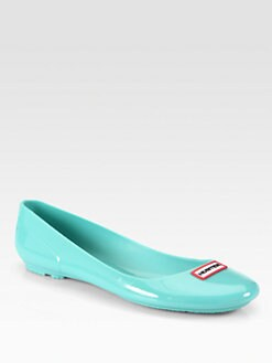 Hunter - Romilly Jelly Ballet Flats