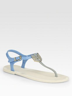 Hunter - Highcliffe Bicolor Thong Sandals