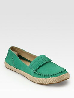 UGG Australia - Marrah Suede Moccasins