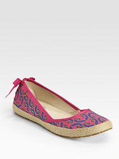 UGG Australia - Indah Marrakech Canvas Flats