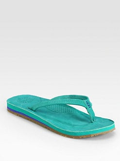 UGG Australia - Kayla Suede Thong Flip Flops