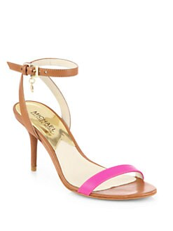 MICHAEL MICHAEL KORS - Bridget Ankle Strap Sandals