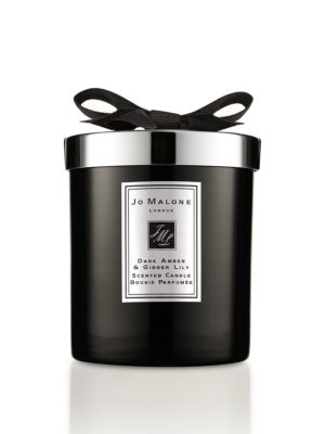 Cologne Intense Dark Amber & Ginger Lily Home Candle