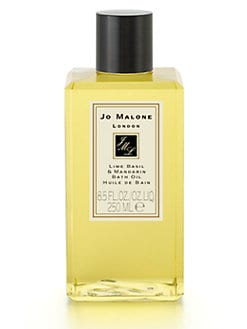 Jo Malone London - Lime Basil & Mandarin Bath Oil