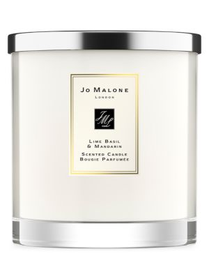 Lime, Basil & Mandarin Luxury Candle / 88 oz.