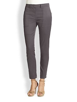 Halston Heritage - Tapered Cargo Pants