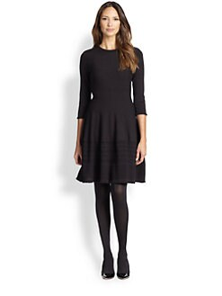 Kate Spade New York - Pointelle Sweaterdress