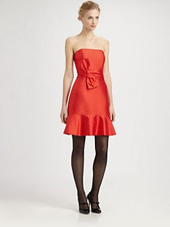 Kate Spade New York - Silk/Cotton Justina Dress
