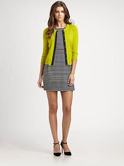 Kate Spade New York - Jeremy Colorblock Cardigan