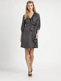 Kate Spade New York - Silk Daniella Dress