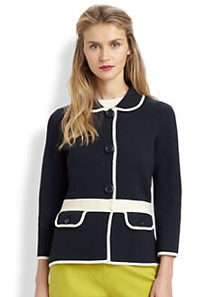 Kate Spade New York - Merino Wool Mayson Jacket