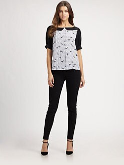 Kate Spade New York - Teresa Silk Top