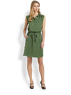 Raoul - Silk Shirtdress