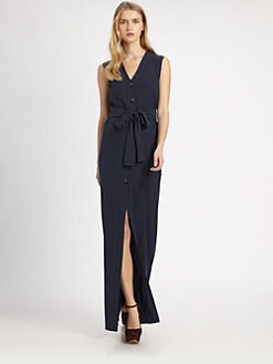 Raoul - Belted Day Dress