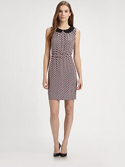 Kate Spade New York - Silk Neal Dress