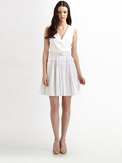 Raoul - Carmen Poplin Dress
