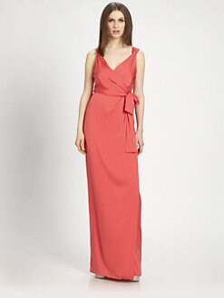 Raoul - Celina Wrap Gown