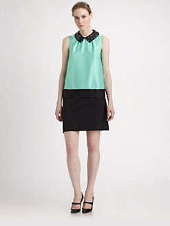 Kate Spade New York - Silk Isadora Top