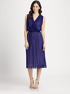 Raoul - Shirley Wrap Dress
