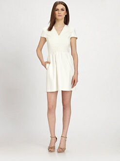 Raoul - Lara Lace-Panel Dress