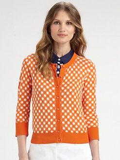 Kate Spade New York - Kati Printed Cardigan