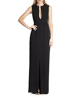Raoul - Aria Silk Maxi Dress