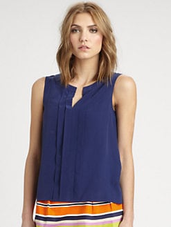 Kate Spade New York - Silk Addie Top