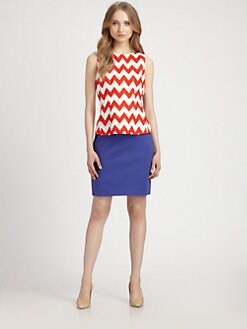Kate Spade New York - Tatiana Linen Top