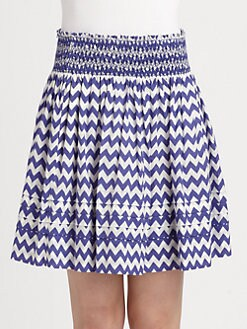 Kate Spade New York - Sidney Cotton Skirt