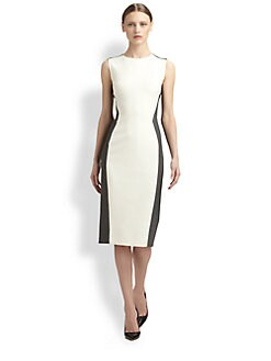 Narciso Rodriguez - Pique Stretch Dress