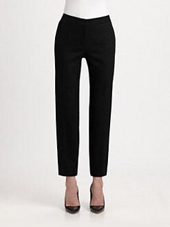 Narciso Rodriguez - Crepe Sable Ankle Pants