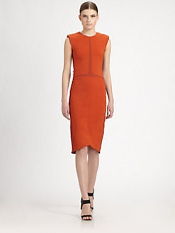Narciso Rodriguez - Inset Dress