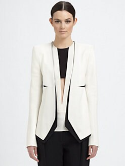 Narciso Rodriguez - Layered Jacket