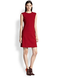 Narciso Rodriguez - Pebble Jersey Shift Dress
