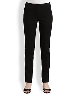 Elie Tahari - Stretch-Cotton Melissa Pants