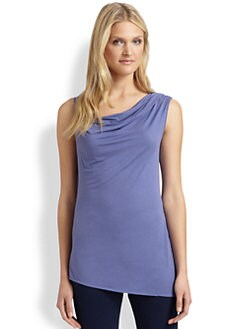Elie Tahari - Mona Draped Top
