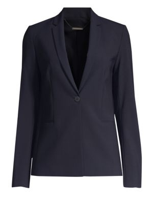 Stretch Wool Darcy Jacket