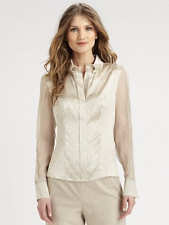 Elie Tahari - Octavia Blouse