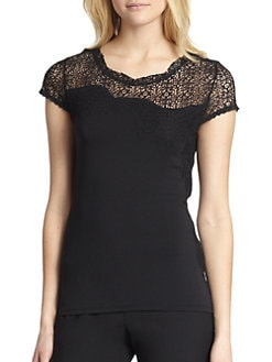 Elie Tahari - Davis Knit Top
