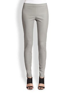 Elie Tahari - Leather Nova Pants